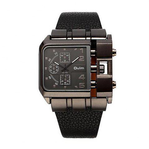 Trendy Men's Watch for Foreign Trade and Leisure Single Core