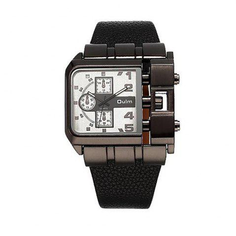 Sale Men's Watch for Foreign Trade and Leisure Single Core