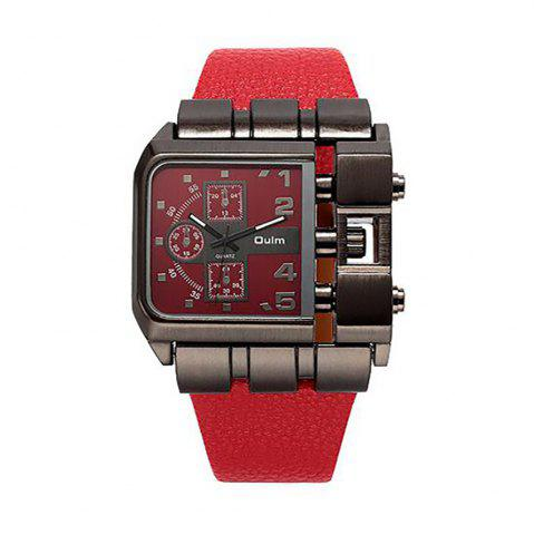 Store Men's Watch for Foreign Trade and Leisure Single Core