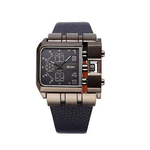 Online Men's Watch for Foreign Trade and Leisure Single Core