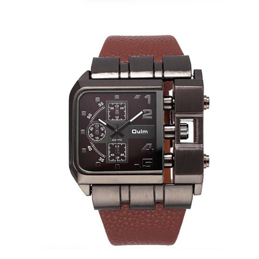 Outfits Men's Watch for Foreign Trade and Leisure Single Core