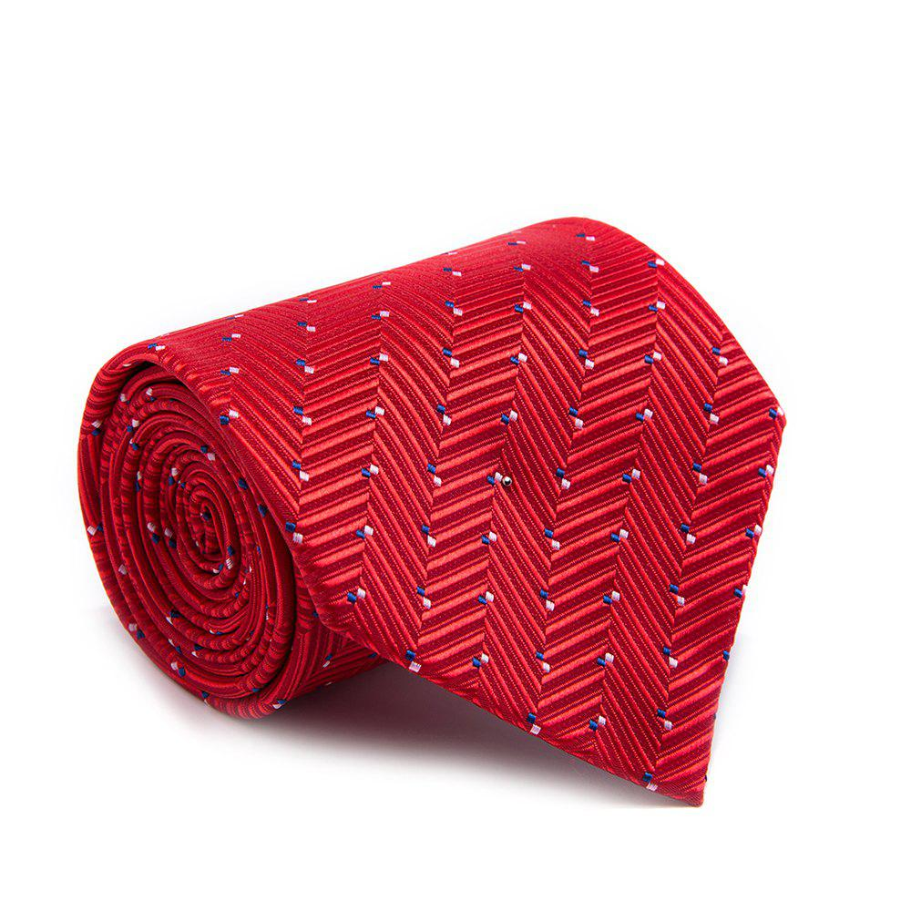 Discount New Fashion Men Tie Formal Comfy Breathable Business Necktie Accessory