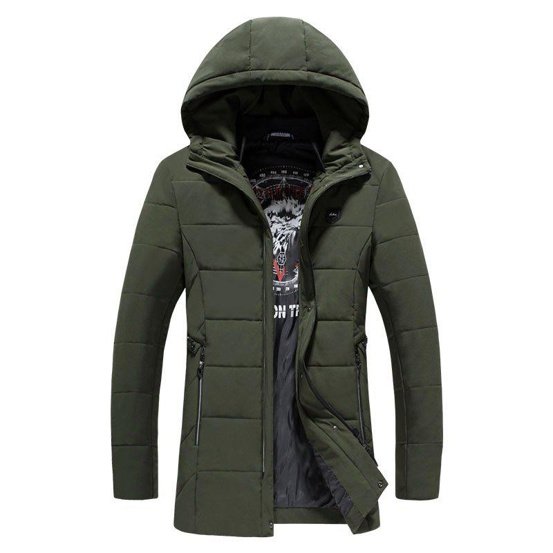 Best 2018 Men's Fashion Trends Warm Coat