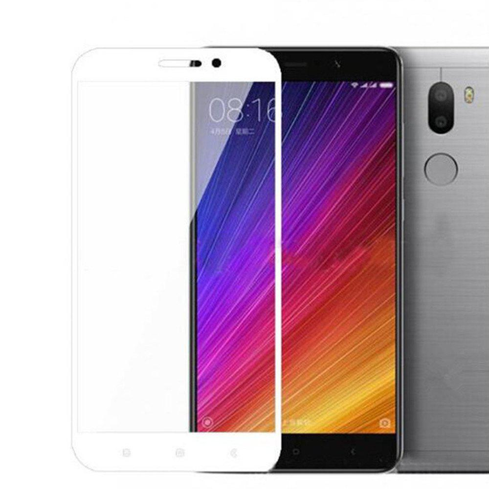 Latest Full-screen Anti-blue Light Protection Film White for Xiaomi 5S Plus