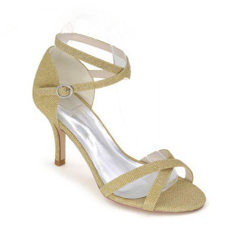 Chic High Heel Fashionable Sandals