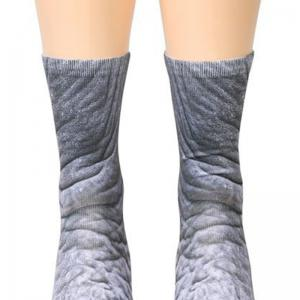 Nouvel Unisexe animal Adulte Patte Equipage Impression Homme / Chaussettes Femmes -
