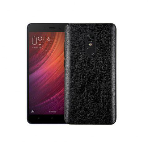Shops Cover Case for Redmi Note 4X / 4 Following From Crazy Ma Wen Leather Grain + PC