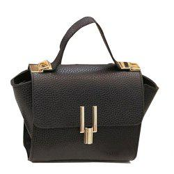 Women's Handbag Simple Solid Color Hasp Versatile Bag -