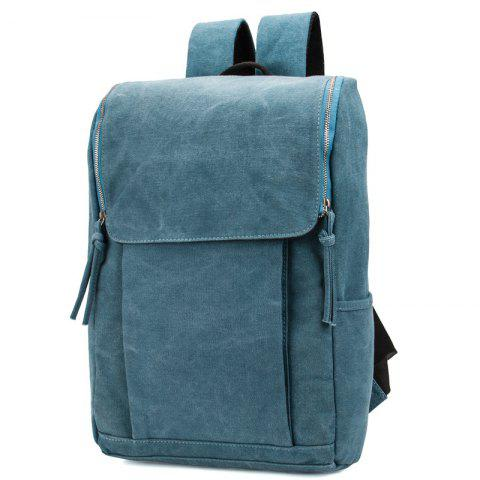 Outfits 1Pc Canvas Backpack Computer School Wind High School Bag