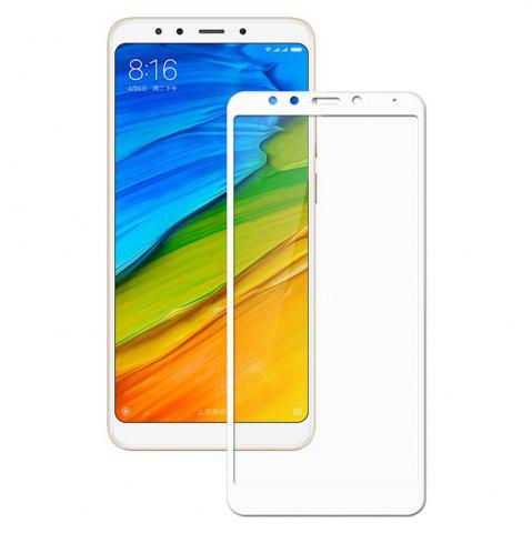 New Screen Protector for Xiaomi Redmi 5 Plus HD 3D Full Coverage High Clear Premium Tempered Glass