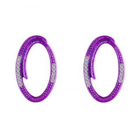 Store New Design Inspired 26 Letters Stud Earrings Fashion Temperament Fashion Accessories for Women