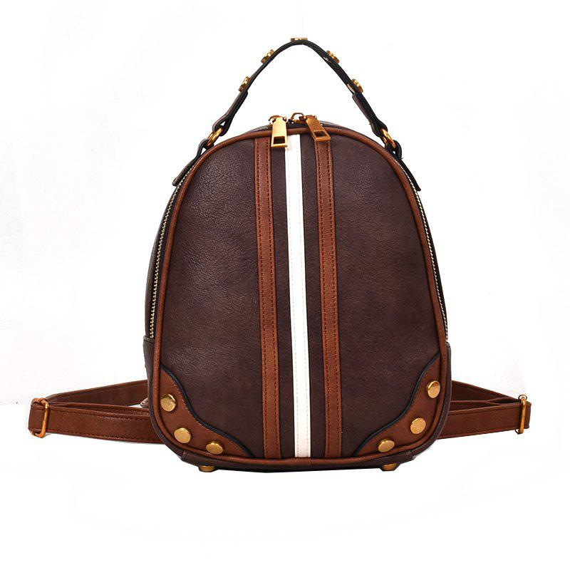 Cheap Wild Messenger Hit Color Shoulder Bag Handbag Female