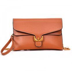 Stylish Wild Shoulder Simple Messenger Bag -