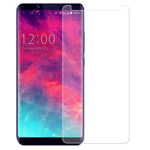Affordable 2.5D 9H Tempered Glass Screen Protector Film for LEAGOO S8 Pro