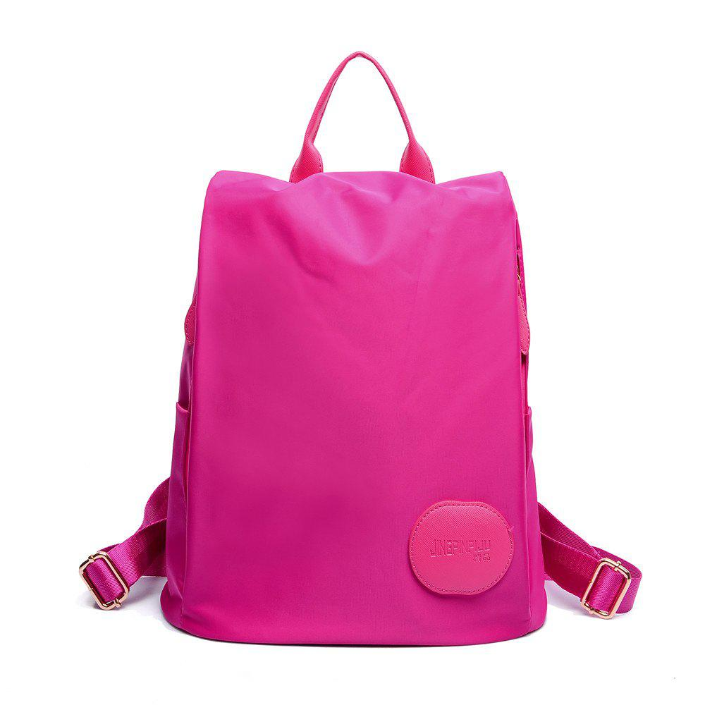 Outfits Female Nylon Oxford Canvas Fashion Personality Wild Small Bag Student Backpack
