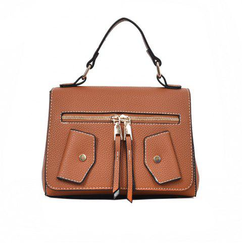 Sale One Shoulder Wild Messenger Fashion Small Square Bag Handbags