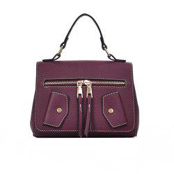 One Shoulder Wild Messenger Fashion Small Square Bag Handbags -