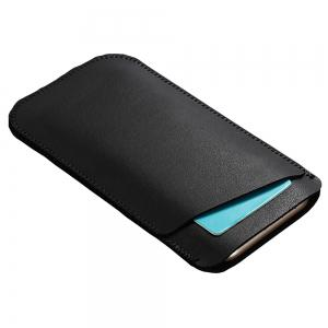 Charmsunsleeve For UMIDIGI G 5.0 inch Case Ultra-thin Microfiber Leather Phone Sleeve Bag Card Pocket -