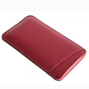 Charmsunsleeve For UMIDIGI C2 5.0 inch Case Ultra-thin Microfiber Leather Phone Sleeve Bag Card Pocket -