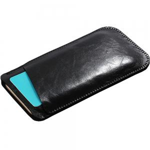 Charmsunsleeve For UMIDIGI Z1 Pro 5.5 inch Case Ultra-thin Microfiber Leather Phone Sleeve Bag Card Pocket -
