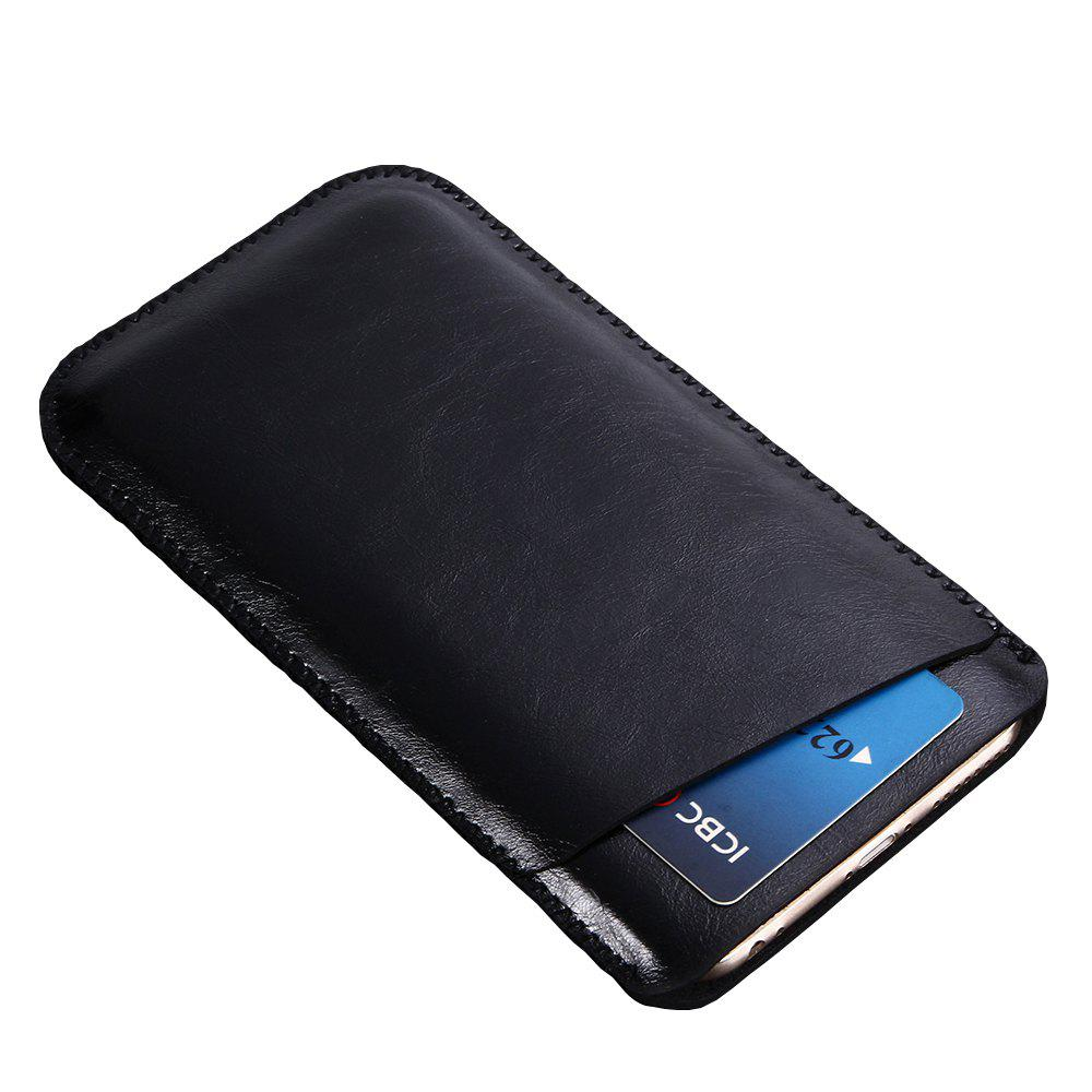 Latest Charmsunsleeve For UMIDIGI S 5.5 inch Case Ultra-thin Microfiber Leather Phone Sleeve Bag Card Pocket