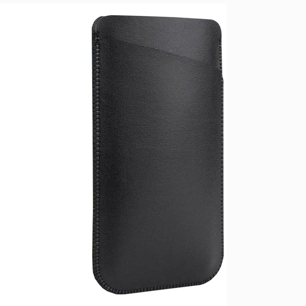 Fashion Charmsunsleeve For UMIDIGI S 5.5 inch Case Ultra-thin Microfiber Leather Phone Sleeve Bag Card Pocket