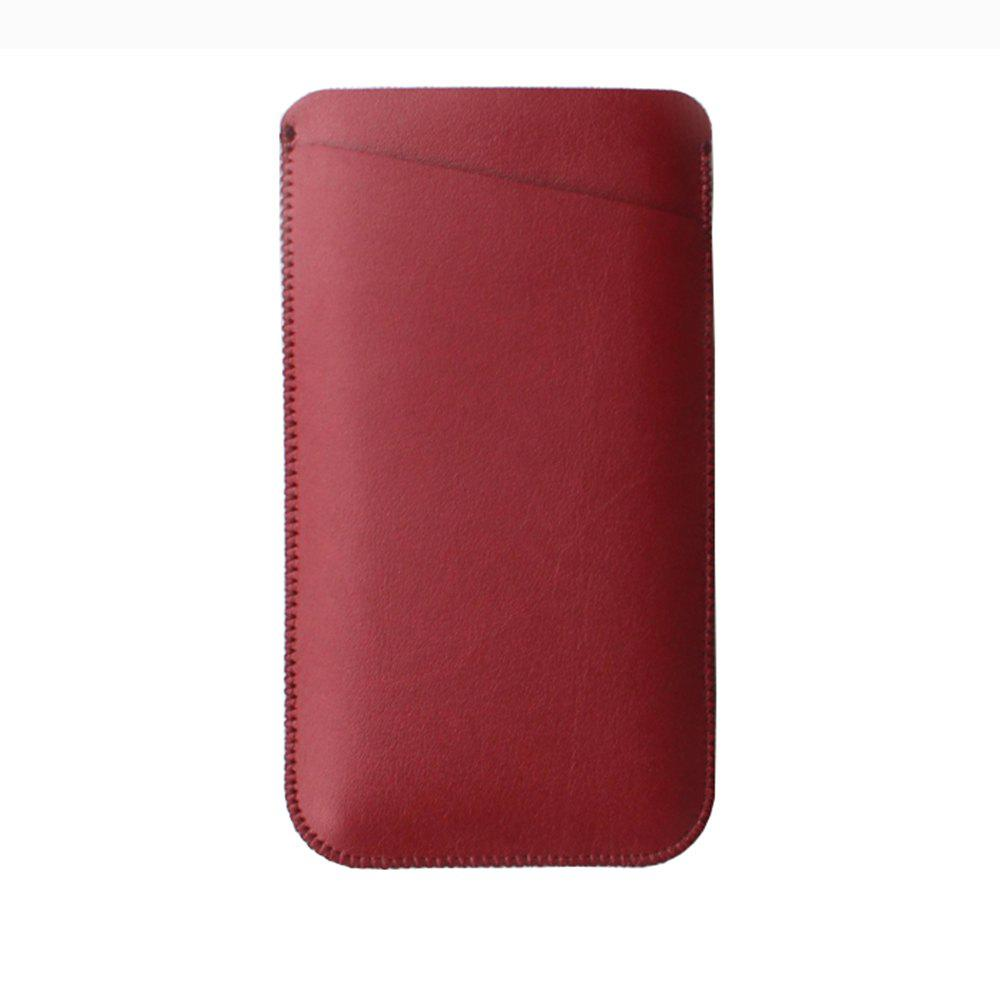 Outfit Charmsunsleeve For UMIDIGI S 5.5 inch Case Ultra-thin Microfiber Leather Phone Sleeve Bag Card Pocket