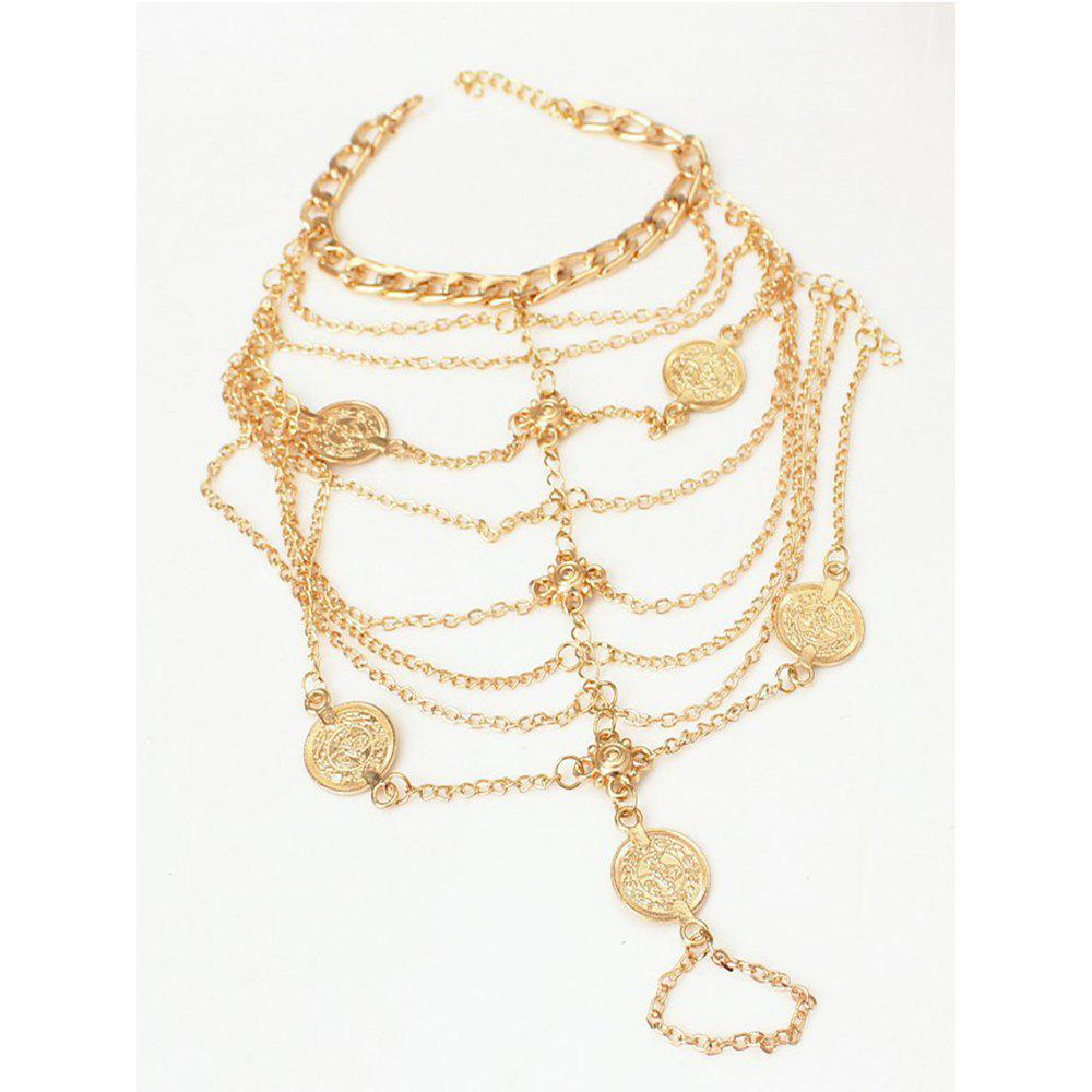 Store Multi-Layer Chain Chain Foot Chain Anklet