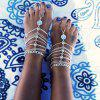 Multi-Layer Chain Chain Foot Chain Anklet -
