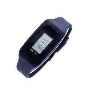 Trendy Sports Silicone Band Watch -