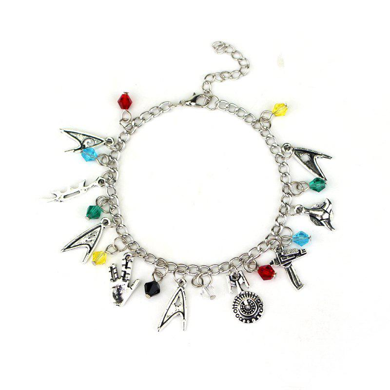 Shops Fashion Personality Combination of Ladies Bracelet