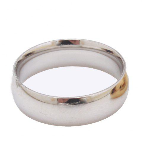 Online Gold-Plated Titanium Gold-Plated Ring King Ring