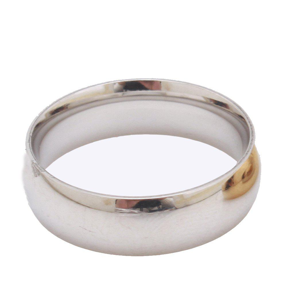 Sale Gold-Plated Titanium Gold-Plated Ring King Ring