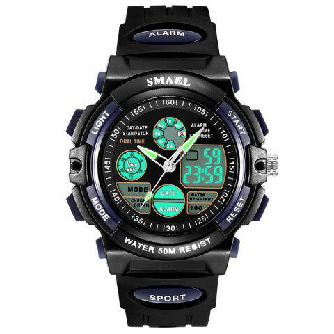 Trendy Multi-function Waterproof Durable Sport LED Electronic Watch