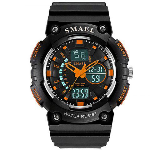 Chic SMAEL 1539 Multi-function Waterproof Electronic Sport Watch for Kids