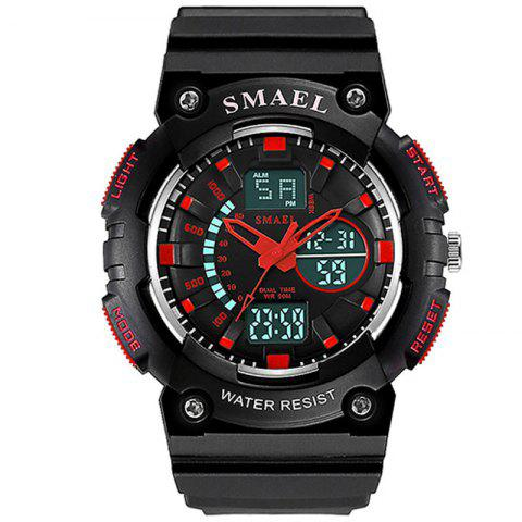 Discount SMAEL 1539 Multi-function Waterproof Electronic Sport Watch for Kids
