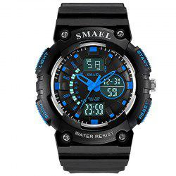 SMAEL 1539 Multi-function Waterproof Electronic Sport Watch for Kids -