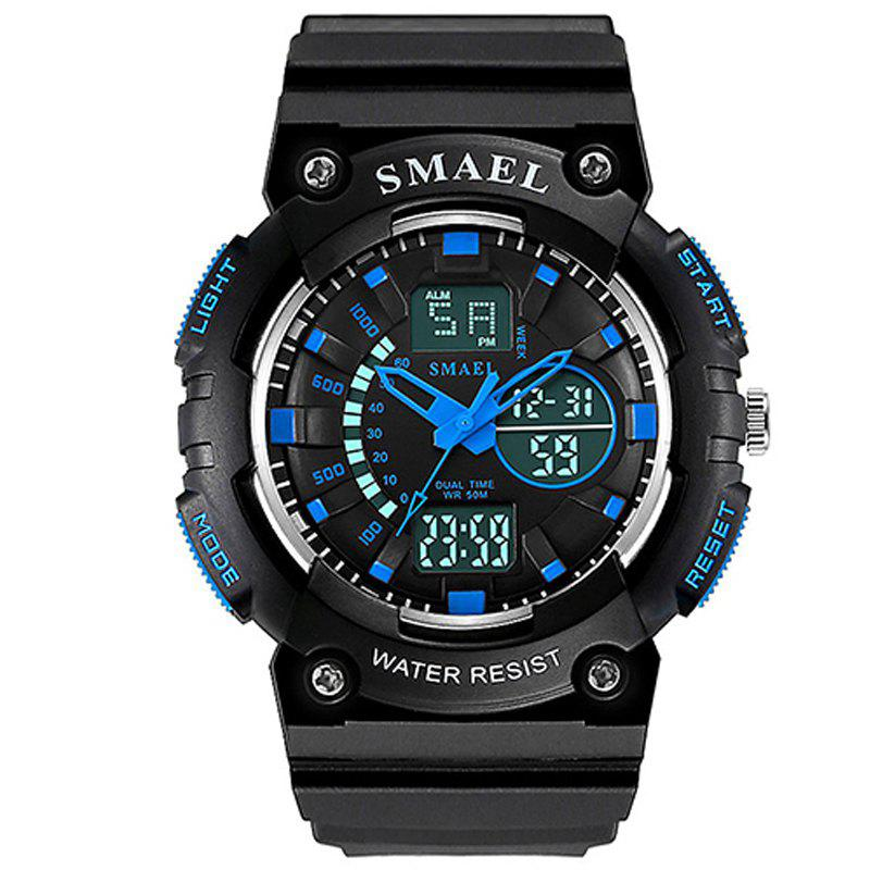 Hot SMAEL 1539 Multi-function Waterproof Electronic Sport Watch for Kids