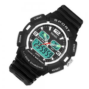 SMAEL 1378 Fashion Multi-function Waterproof Outdoor Electronic Watch -