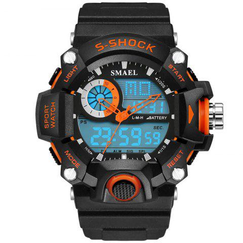 Sale SMAEL 1385 Multi-function Durable Waterproof Electronic Outdoor Sport LED Watch