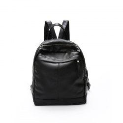 New Pu Fashion Personality Backpack Handbag Mummy Bag -