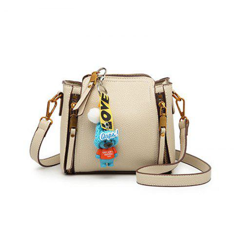 Shop Bai Li 072 Mini Diagonal Bucket Bag