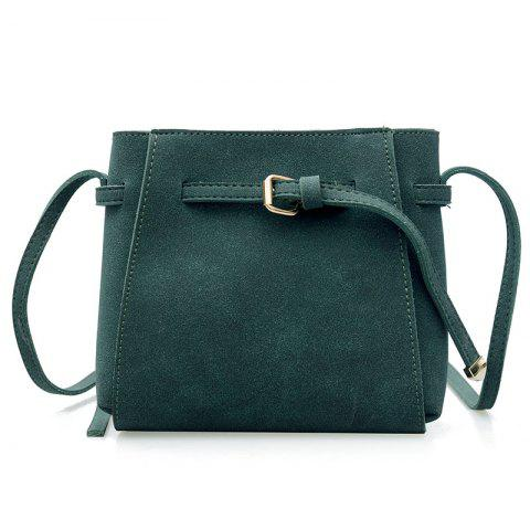 Online Casual Casual Handbag Casual Wild Joker Shoulder Bag Matte Leather