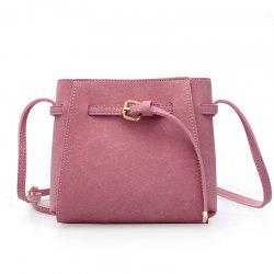 Casual Casual Handbag Casual Wild Joker Shoulder Bag Matte Leather -