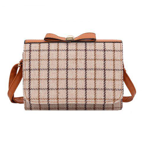 Outfits Cute Square Plaid Students Small Square Female Fashion Shoulder Bag Messenger Bag Women
