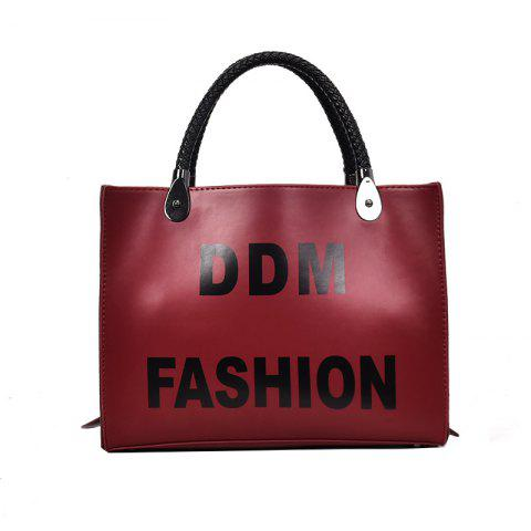 Fashion Female Harajuku Tote Bag Simple Wild Fashion Students Messenger Shoulder Bag