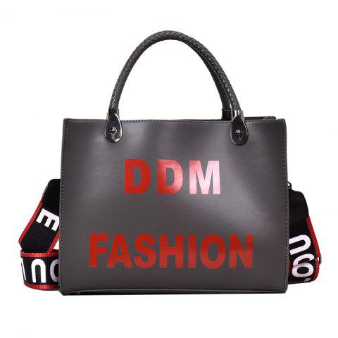 Fancy Female Harajuku Tote Bag Simple Wild Fashion Students Messenger Shoulder Bag