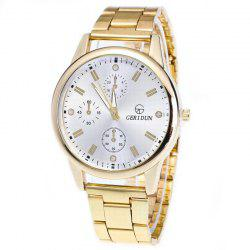 Fashion Men Quartz Business Watch -