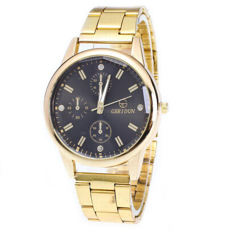 Affordable Fashion Men Quartz Business Watch