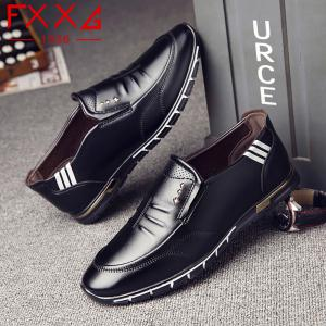 Outdoor Leisure Leather Shoes -